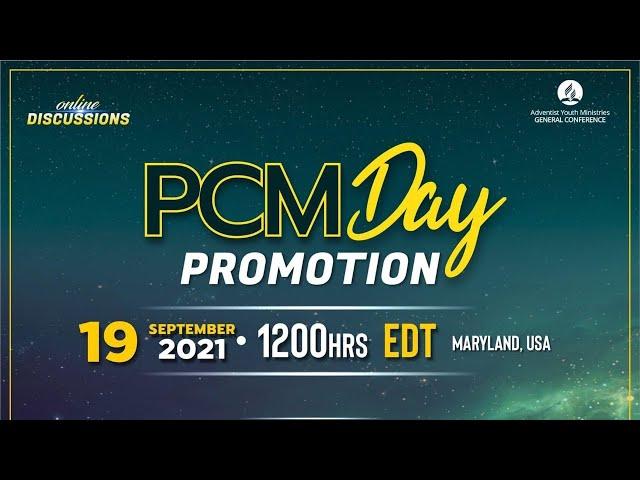 PCM Day Promo