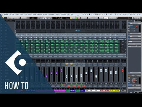 How to Set up a Headphone or Cue Mix in Cubase | Q&A with Greg Ondo