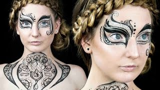5 tips for creating fancy designs   nyx face awards 2015 entry