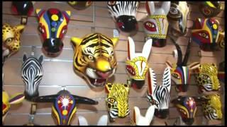 Un recorrido por las artesanías colombianas de varias regiones del país