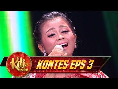 Adem nan Sejuk Suara Dea Menyanyikan [SELALU MILIKMU] - Kontes KDI Eps 3 (8/8)
