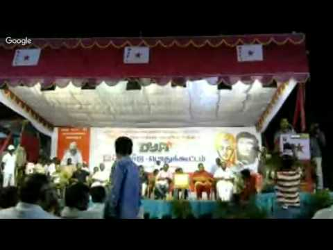 Public Meeting - DYFI Tamil Nadu 15th State Conference