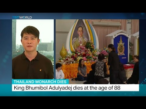 Thailand Monarch Dies: King Bhumibol Adulyadej dies at age of 88