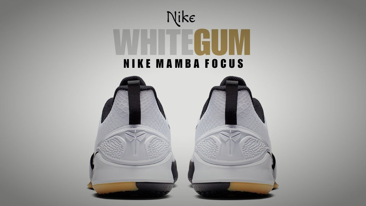 NIKE Kobe Mamba Focus 2019 UNBOXING CLOSER LOOK #nike #mamba #kobe #focus #kb24 #snkrs #kb8