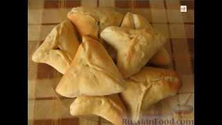 Тесто для пирожков  Пошаговый рецепт с фото