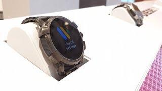 Dünyanın en pahalı akıllı saatleri  (Michael Kors, Diesel, Emporio Armani)
