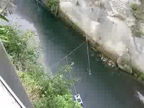 Niamh Connolly Bungee - Listen to this scream!!