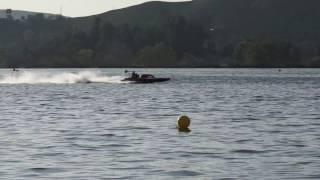 K boat racing Lake Ming 2015