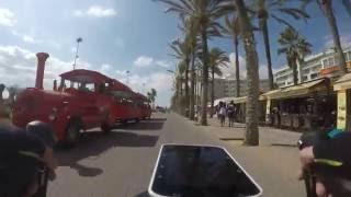 Cycling on Mallorca: Ses Cadenes – Ballermann – Can Pastilla – Es Molinar – Palma de Mallorca