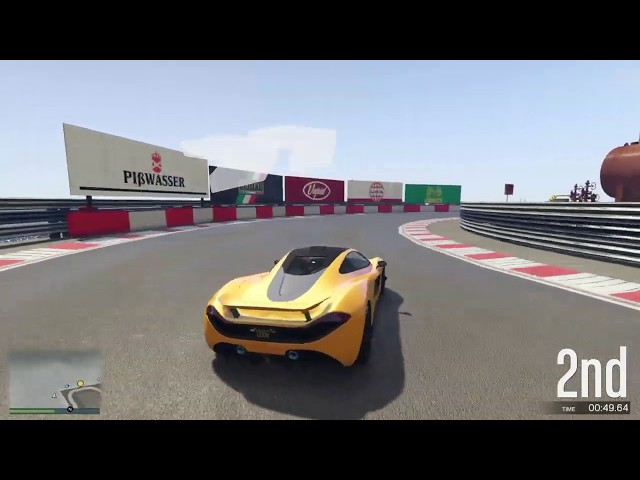 GTA Online Race: Elysian Raceway - link in the description