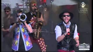 Los Caligaris en Lunas del Auditorio 2015