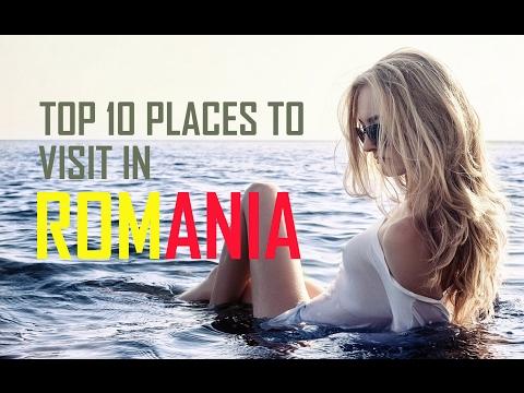 Top 10 Places To Visit in Romania | Amazing Romania | Visiting Romania | Romania, te iubesc
