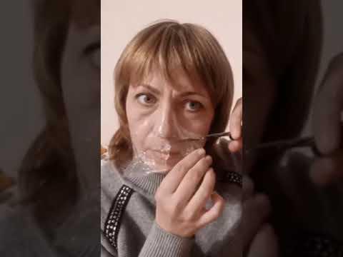 Как сделать накладной нос своими руками