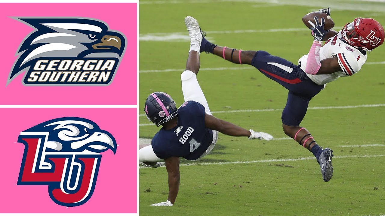 Liberty vs Georgia Southern Highlights   2019 Cure Bowl   College Football
