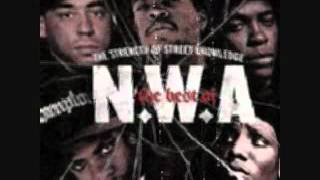 N.W.A- Approach 2 Danger {SCrewed}