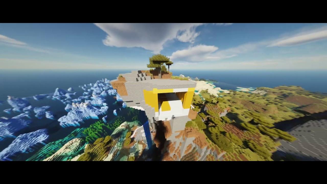 Minecraft SEUS PTGI E10 + Vanilla Normals Renewed