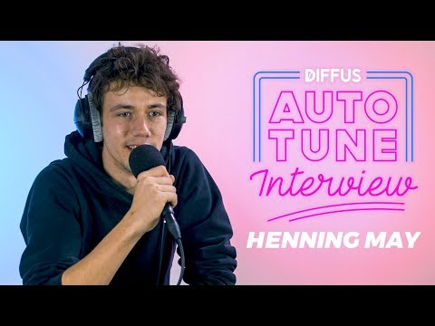 Henning May im Auto-Tune Interview | DIFFUS