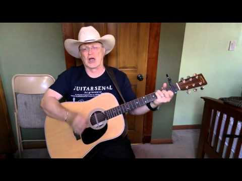2025 -  Jambalaya -  Hank Williams vocal & acoustic guitar cover & chords