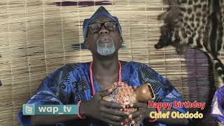 Wale Adenuga Productions celebrates the ever witty Chief Olododo