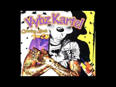 Vybz Kartel - Colouring Book Tun Up (2014) [Disc 1]