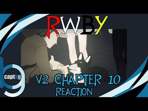 RWBY Volume 2 Chapter 9 - Reaction w/ Jordie