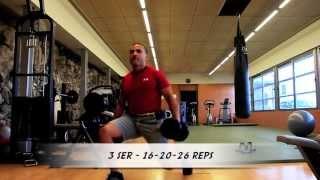 ipsc work out training 1 eduardo de cobos