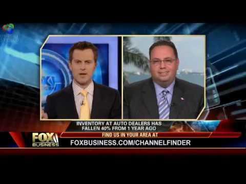 Brickell Motors 39 President Ceo On Fox Business 2 15 2010
