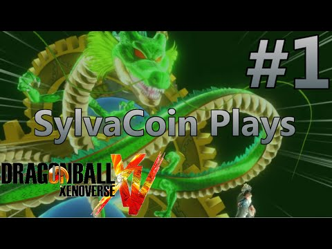 Coin Plays Dragon Ball Xenoverse Part 1