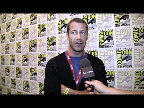 Eureka  Season 4 ComicCon Exclusive: Colin Ferguson