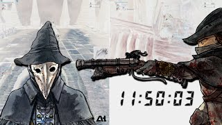 Bloodborne Race ► 5 Hunters Killed in 00:11:50