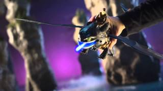 DreamWorks Dragons Giant Fire Breathing Toothless