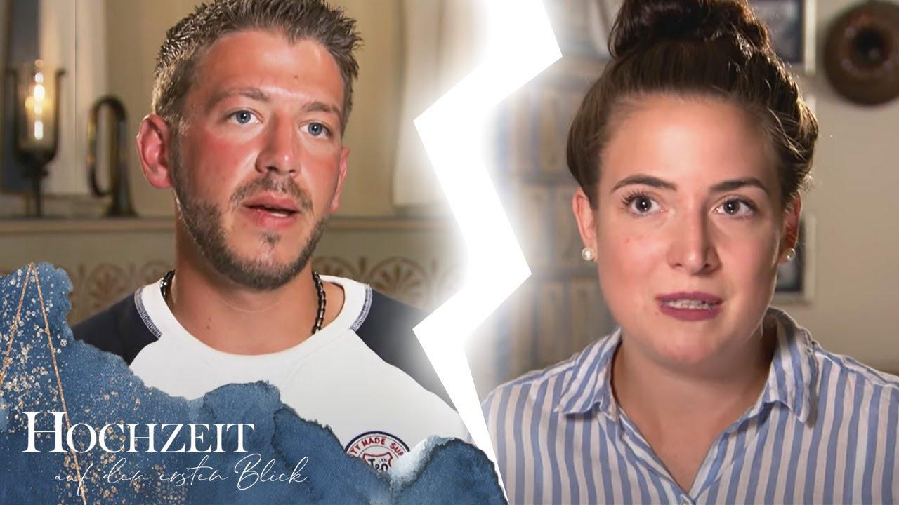 Flitterwochen Rene Enttauscht Daniela Mit Seinem Verhalten Hochzeit Auf Den Ersten Blick Sat 1 Youtube