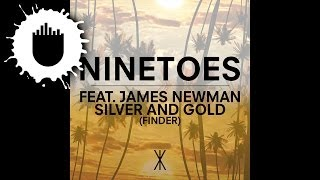 Ninetoes feat. James Newman - Silver & Gold (Finder) (Cover Art)