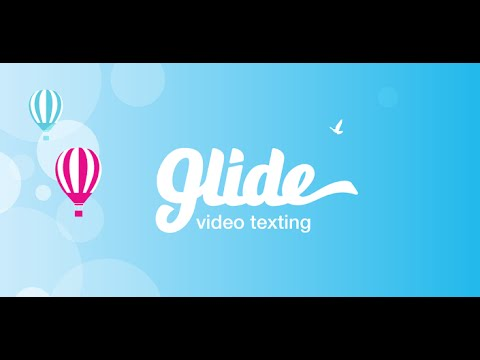 How do you sign Glide?