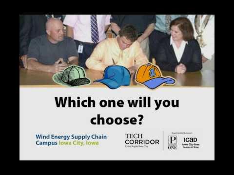 Wind Energy in the Cedar Rapids/Iowa City Technology Corridor