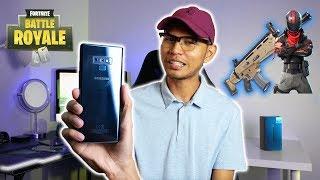 Fortnite Dalam Samsung Galaxy Note 9 ! + Fungsi Baru