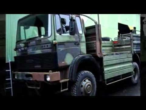 Achat et vente de véhicules militaires Mouscron - David Sur