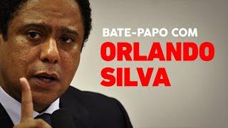 Bate-papo com Orlando Silva