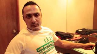 Rahul Bose gets ready to walk 100 km in Oxfam India Trailwalker