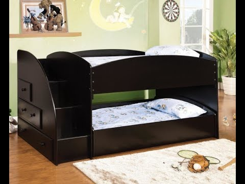 The Lovable Low Profile Bunk Beds For Your Kids