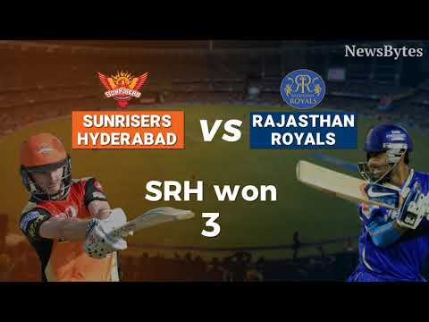 SRH vs RR: Head-to-head, playing XI and other interesting stats