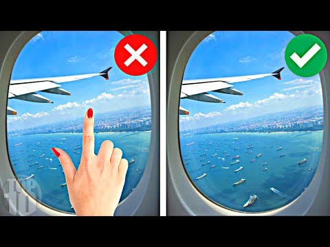 Thumbnail: 10 Things You Should NEVER Do On An Airplane