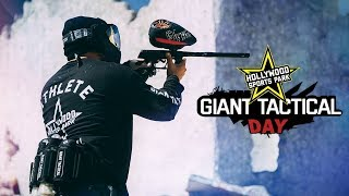 Giant Tactical Day // Hollywood Sports Park // 9-22-18