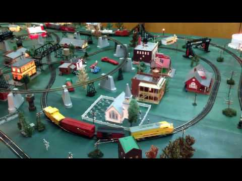 Louisville Model Train Club - Vintage Trains & Antique Engine Repair Attempt