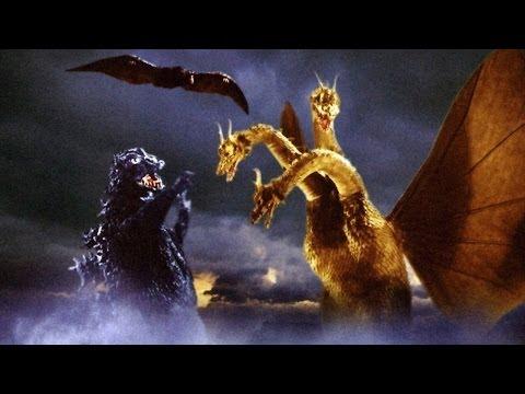 Godzilla - Top 10 Japanese Movie Monsters