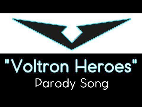 """Voltron Heroes"" - Parody Song - by: Morgan Berry - (Despacito parody)"