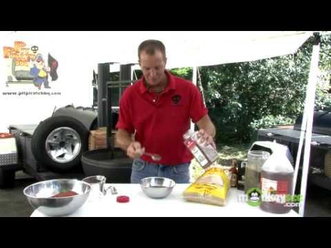 Carolina BBQ - How To Make A Vinegar Finishing Sauce