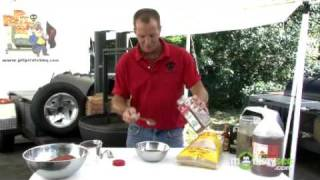 Carolina Bbq - How To Make A Vinegar Finishing Sauce