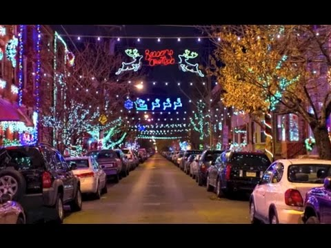 Philly Sparkles This Holiday Season