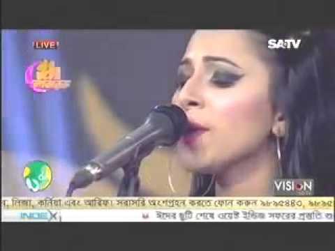 Bangla New Song   Chole Jodi Jabi Dure Shatthopor By Liza